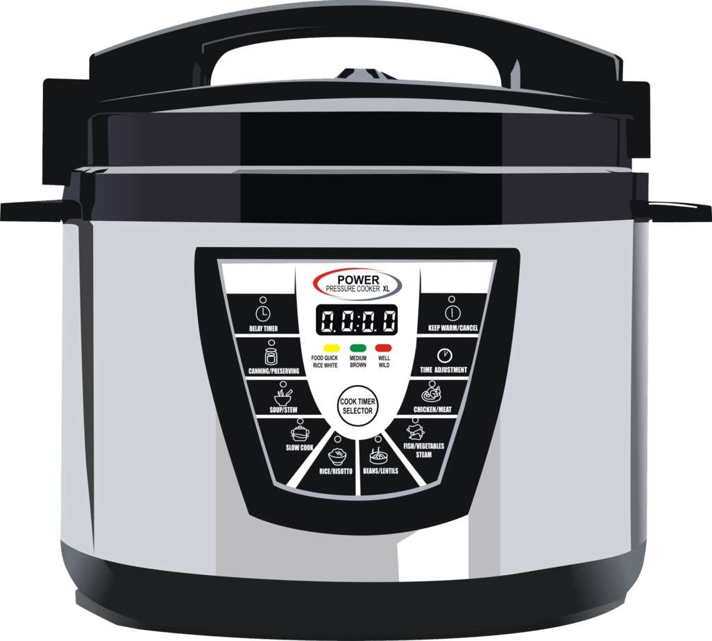 Power Pressure Cooker XL 4