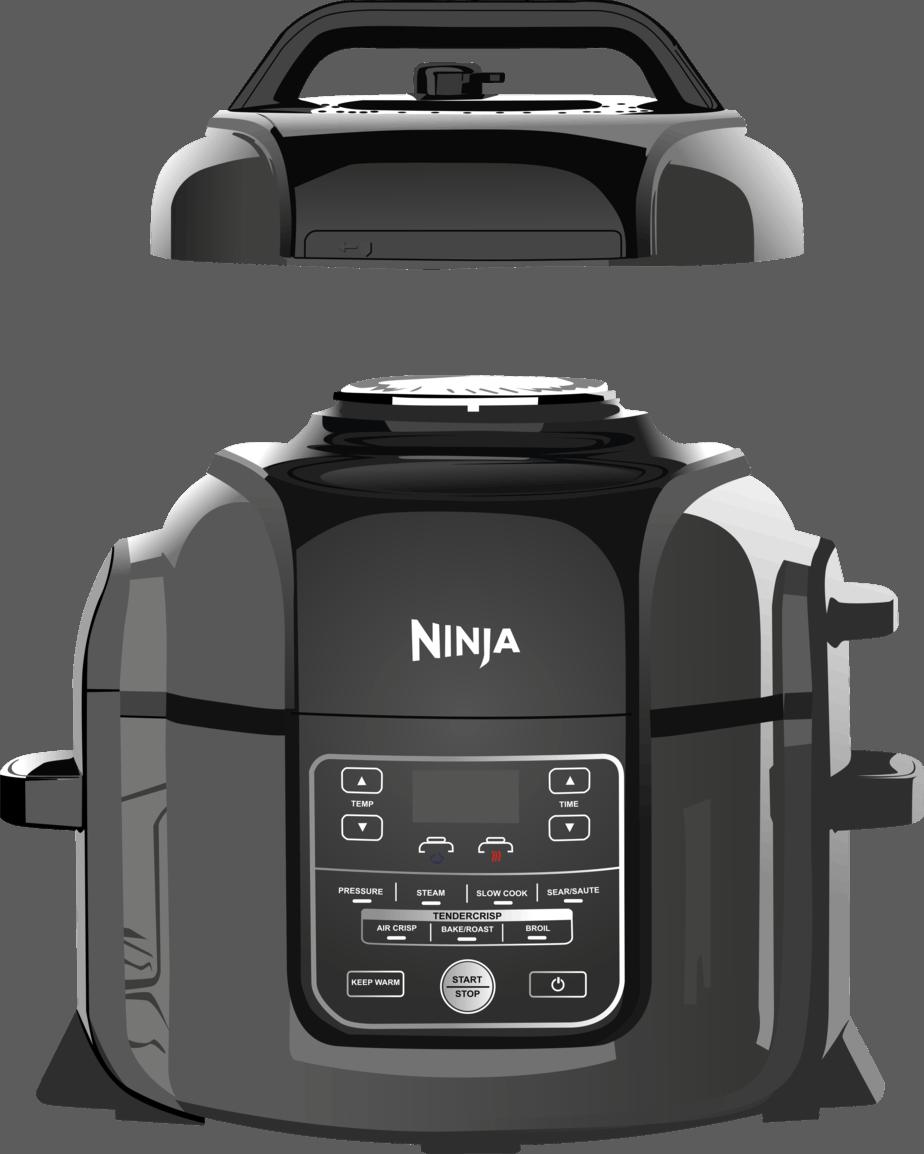 Ninja Foodi 6