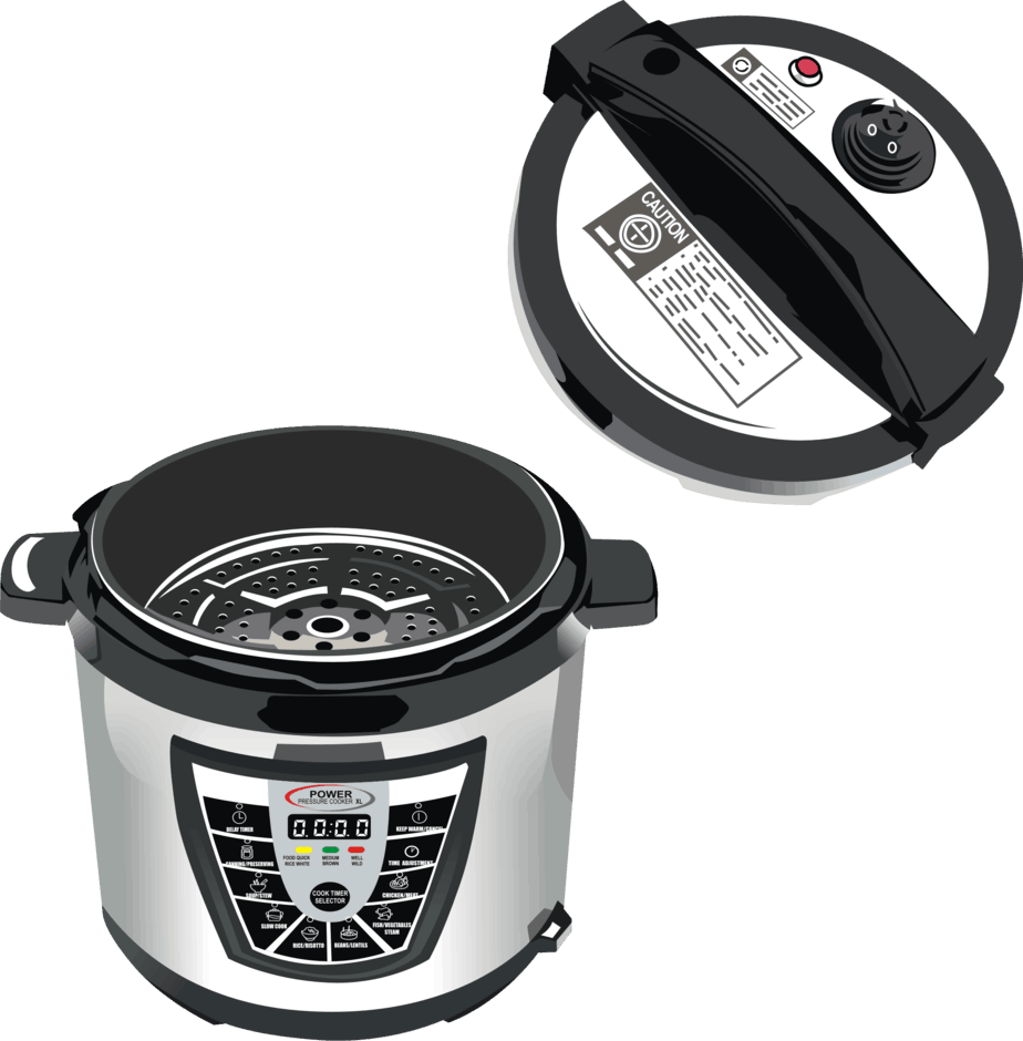 Power Pressure Cooker XL 1