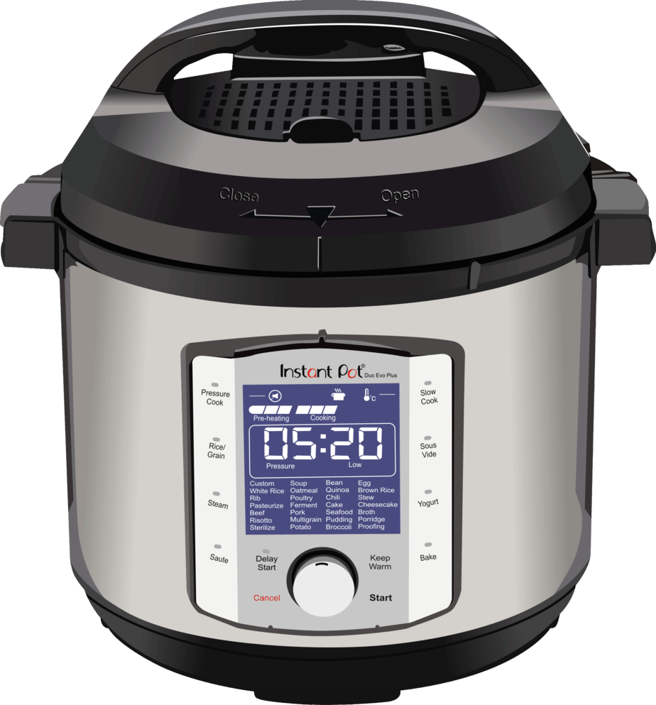 Instant Pot Duo Evo Plus 1