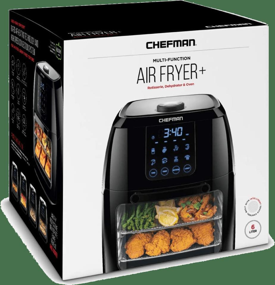 Chefman Air Fryer 4