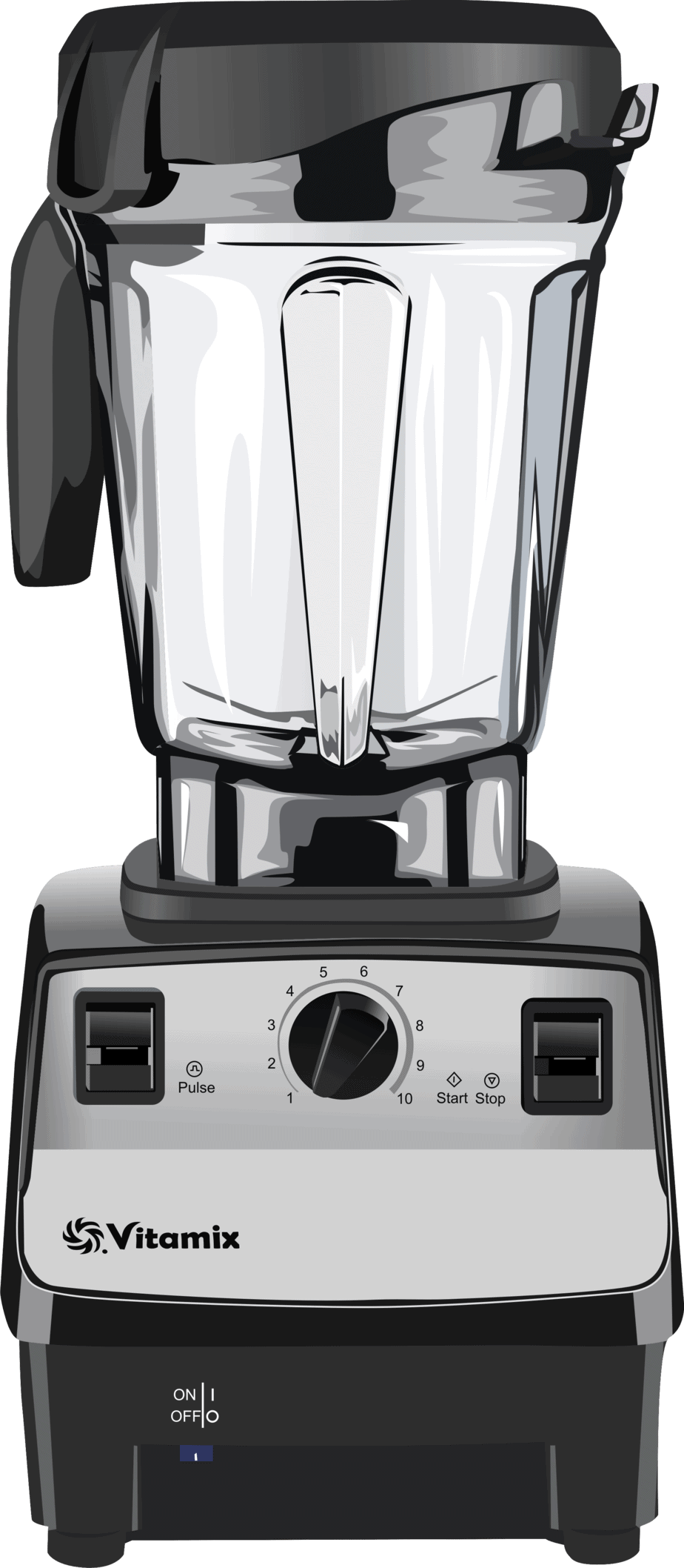 Vitamix 5300 Black